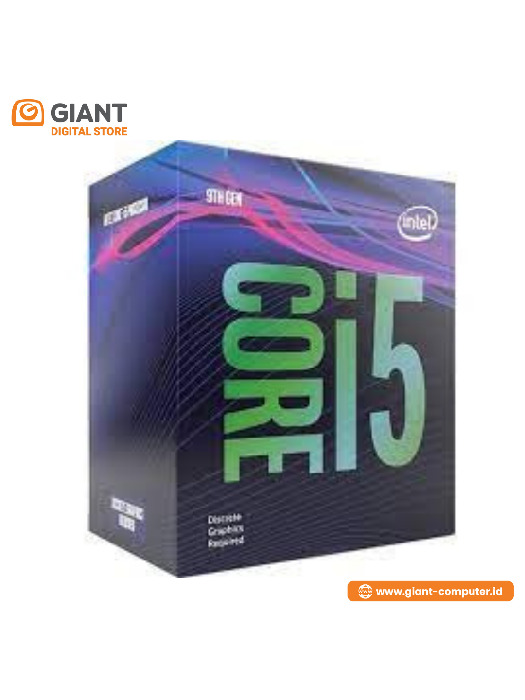 PROC CORE I5 9400F BOX