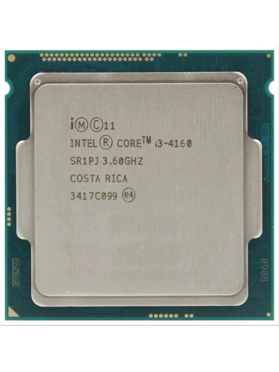 Prosesor Intel Core I3-4160 Tray