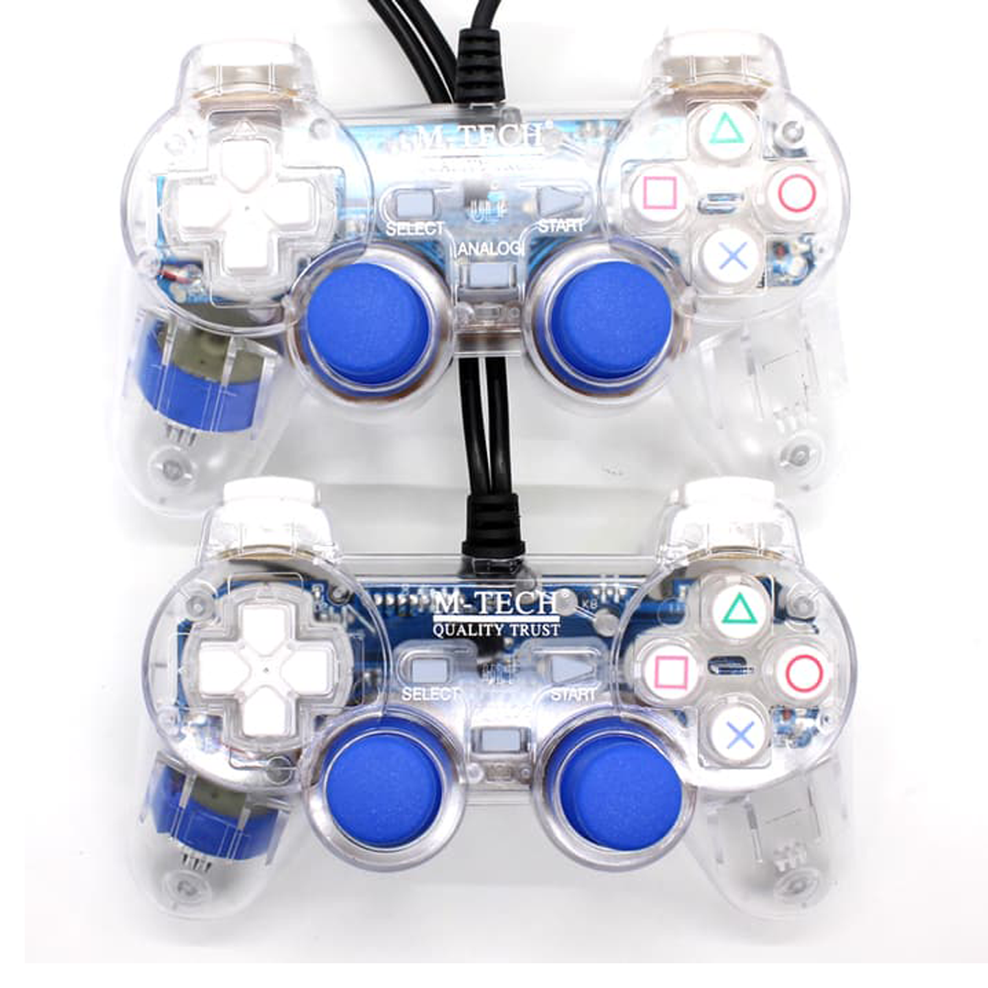 Joystick Welcome Double Lampu