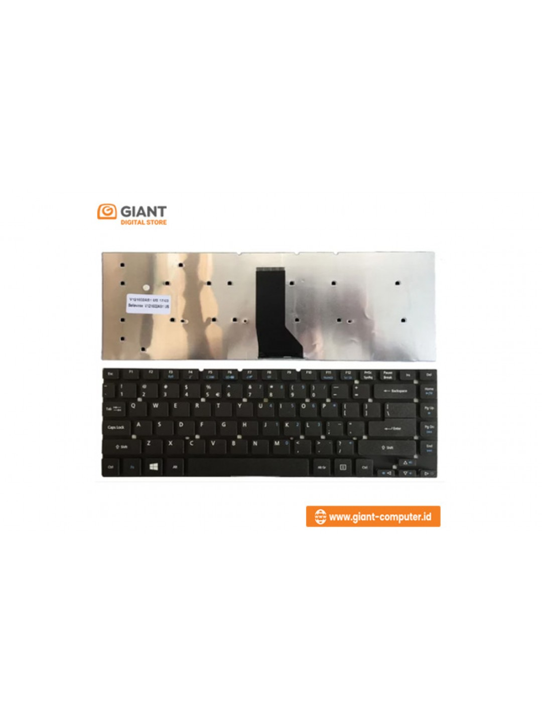 KEYBOARD ACER 4750 SECOND