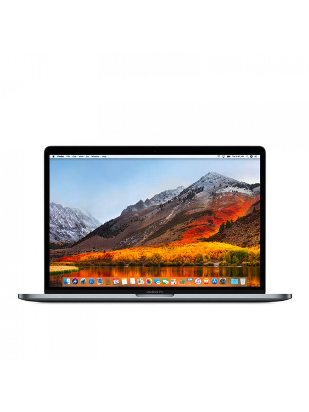Laptop Apple Macbook Pro Touch Bar 2018 MR9Q2 13.3 inch/2.3GHz quad-core Intel Core i5/8GB/256GB/Intel Iris Plus Graphics 655