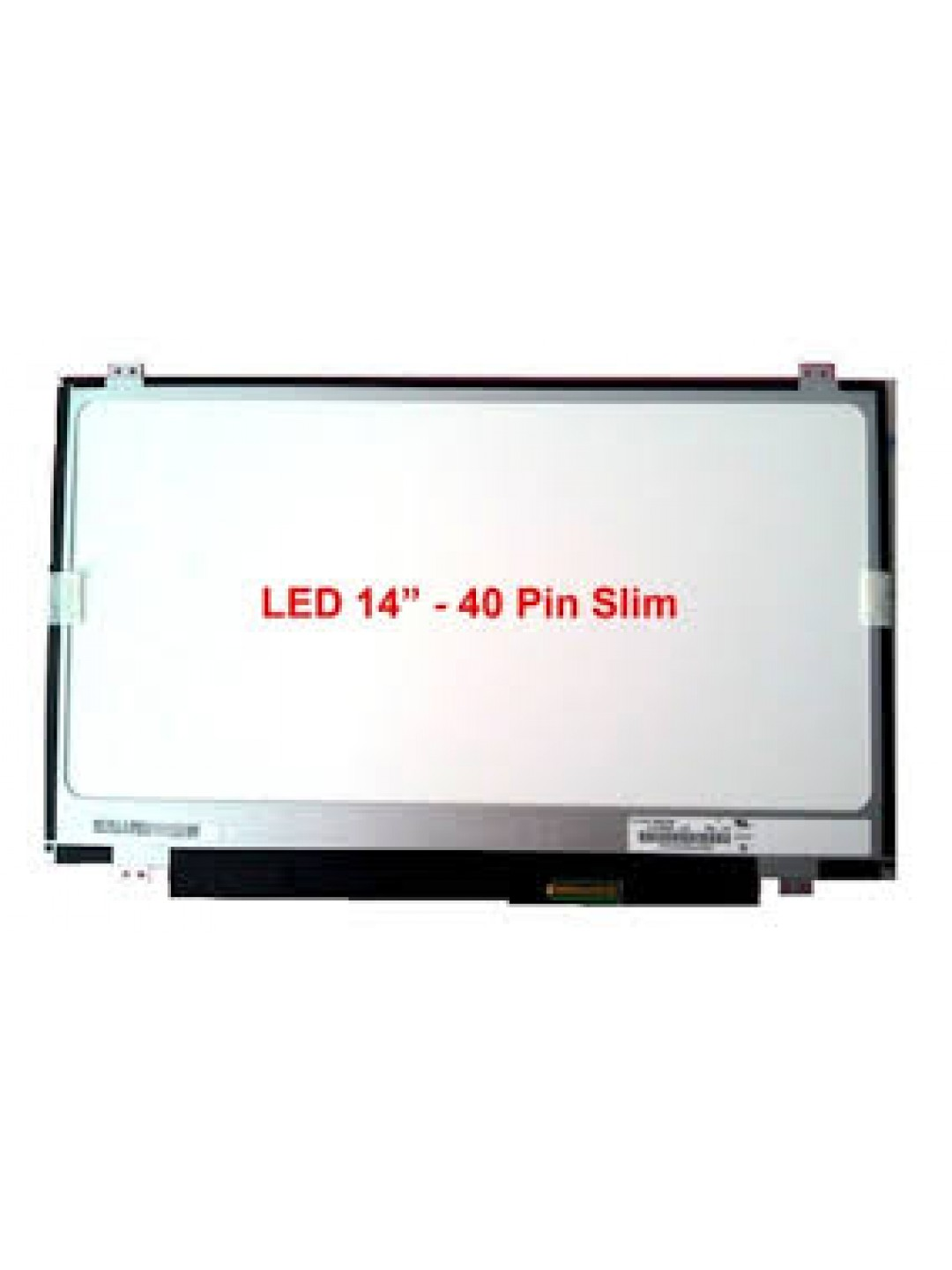 "LED 14"" SLIM 40 PIN"