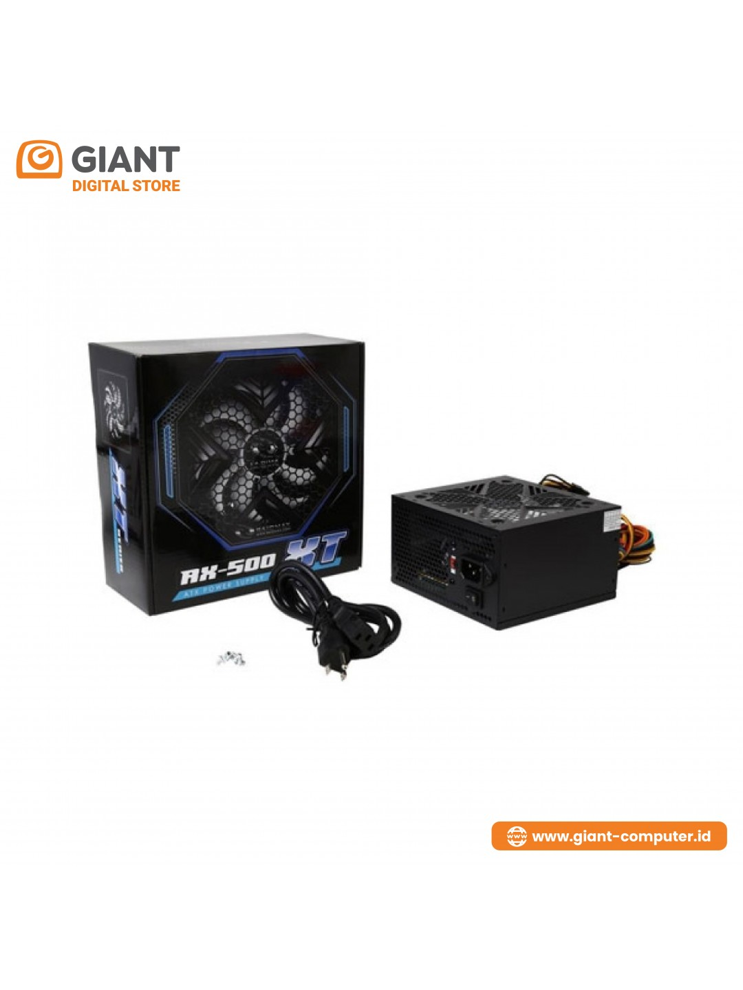 Power Supply Raidmax RX-550AU 550W