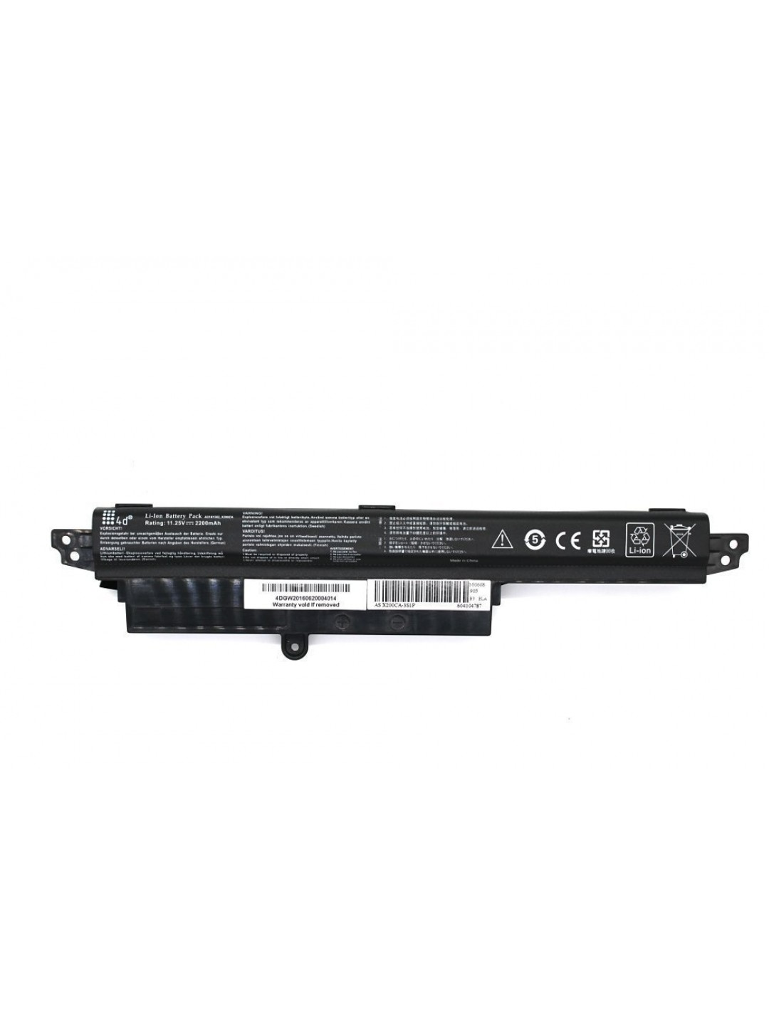 BATTERY ASUS X200 M