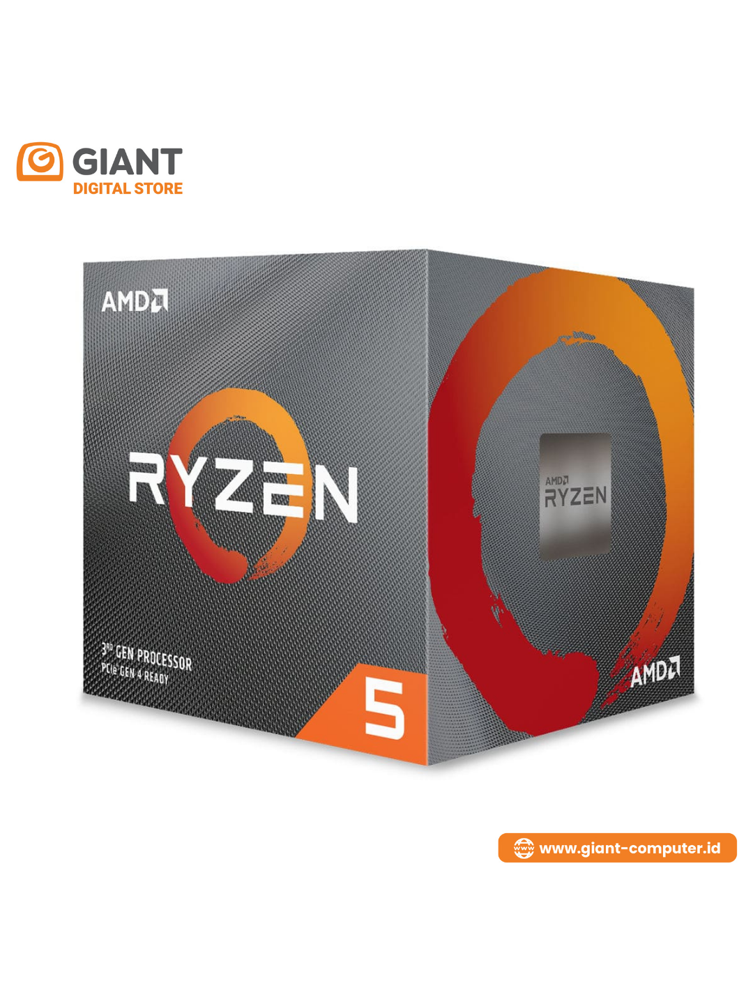PROCESSOR AMD RYZEN 5 3400G AMD SOCKET AM4