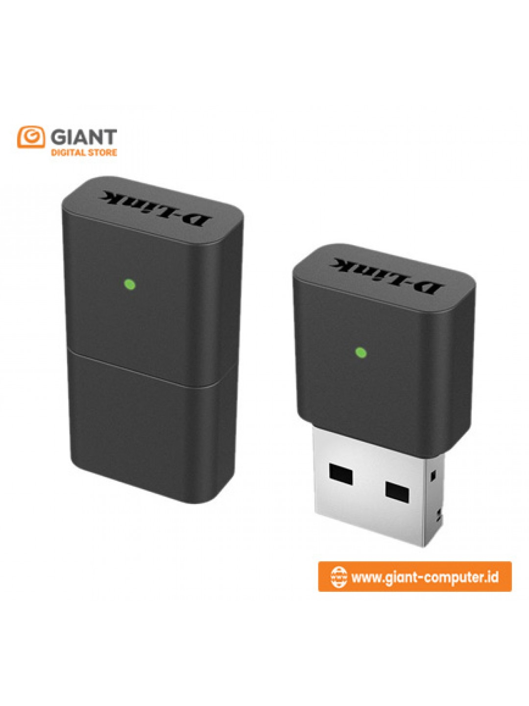USB WIRELESS DWA - WN131N 300 MBPS NANO WIRELESS