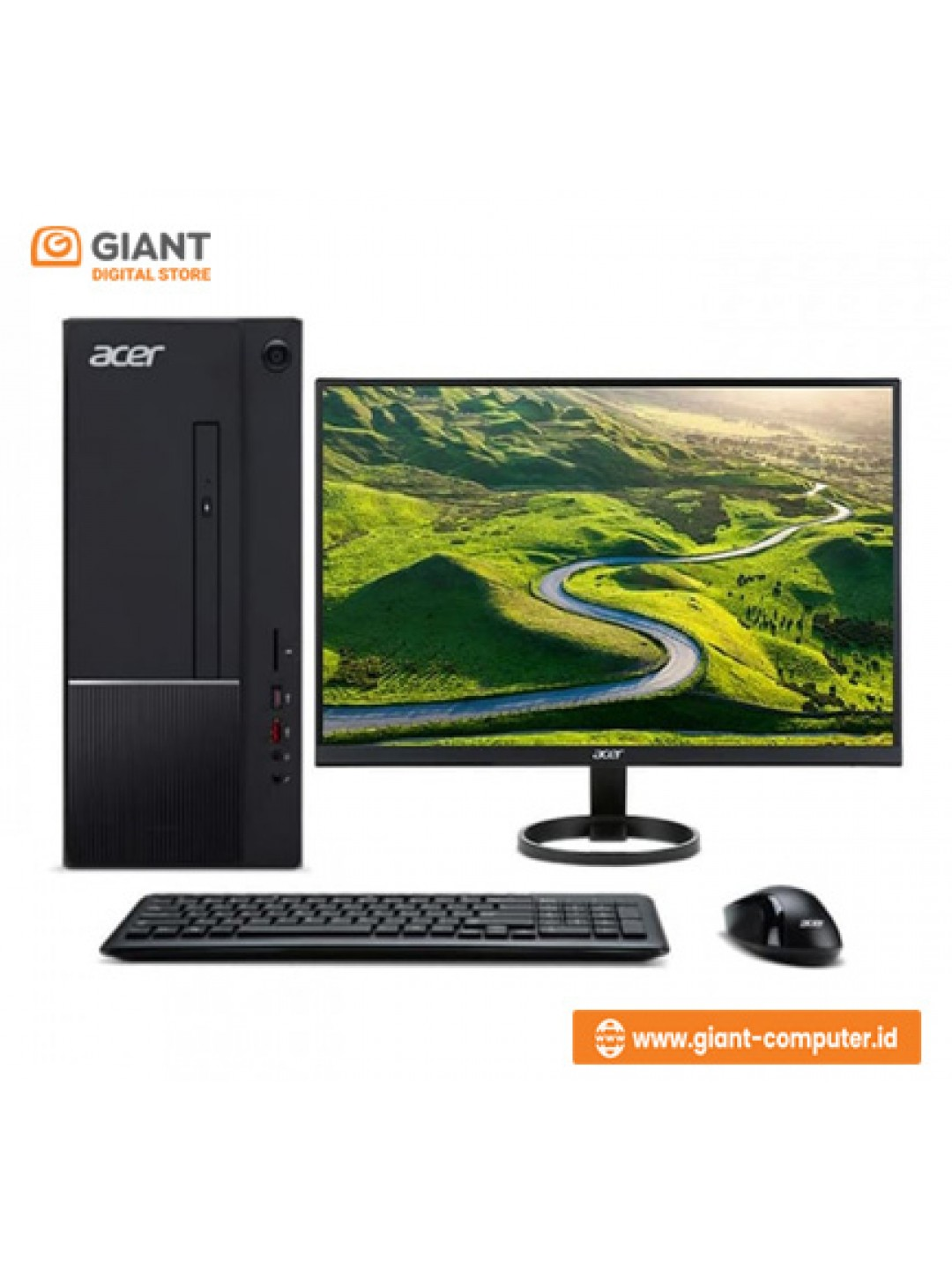 "PC ACER ATC 860 (I5-8400 / 4GB / 1TB / VGA 2GB / 19.5"" / WIN10)"