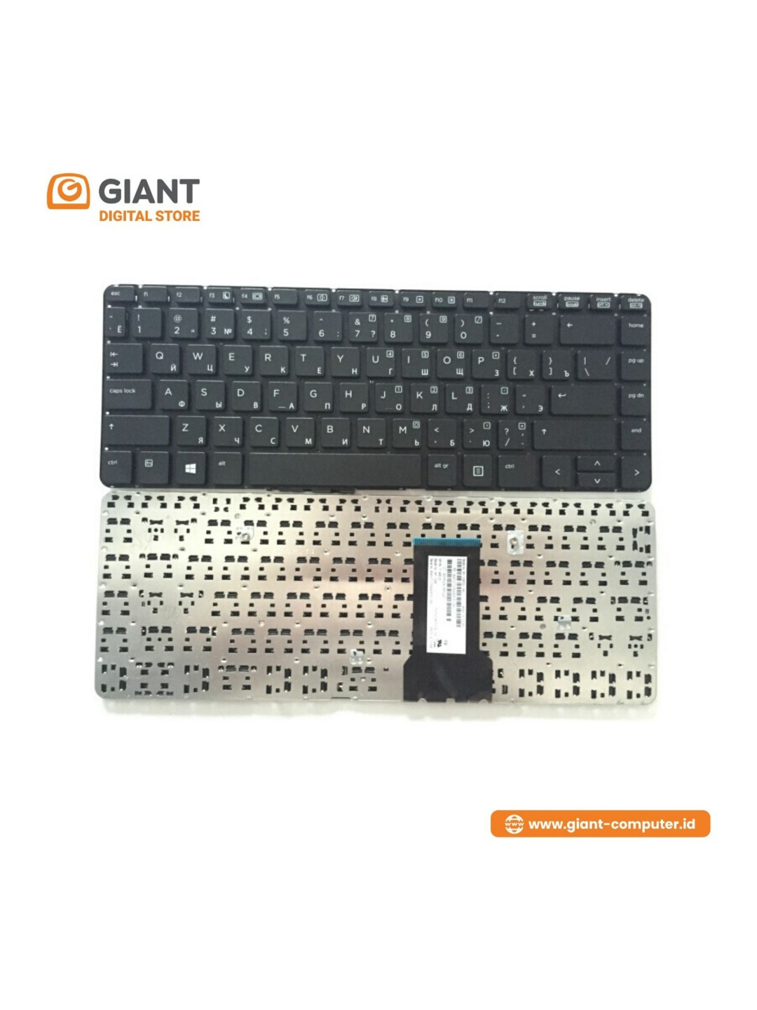 KEYBOARD HP 430 G1