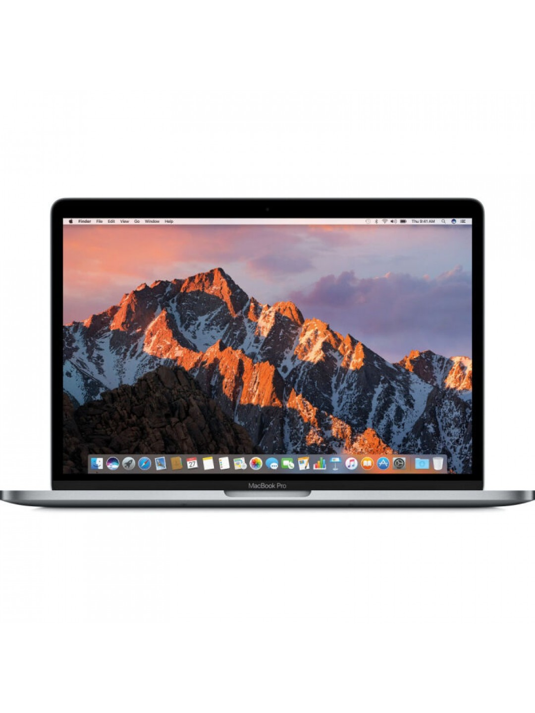 Laptop Apple Macbook Pro 2017 MPXT2 13 inch Non Touch Bar/2.3Ghz Dualcore i5/8GB/256GB/Intel Iris Graphics 640